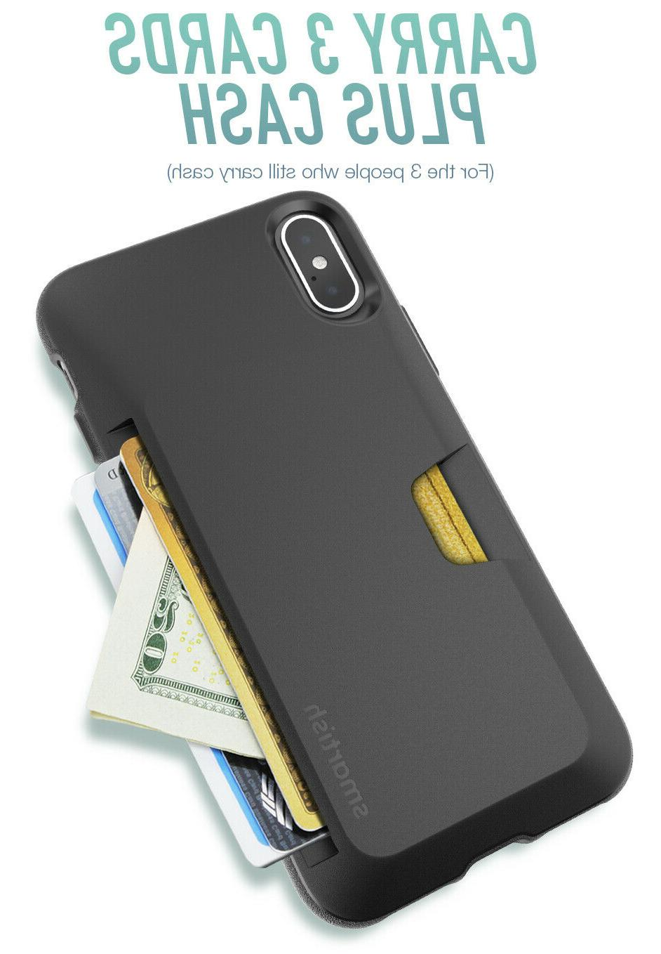 Smartish Case Vol. - Slim Credit Cover