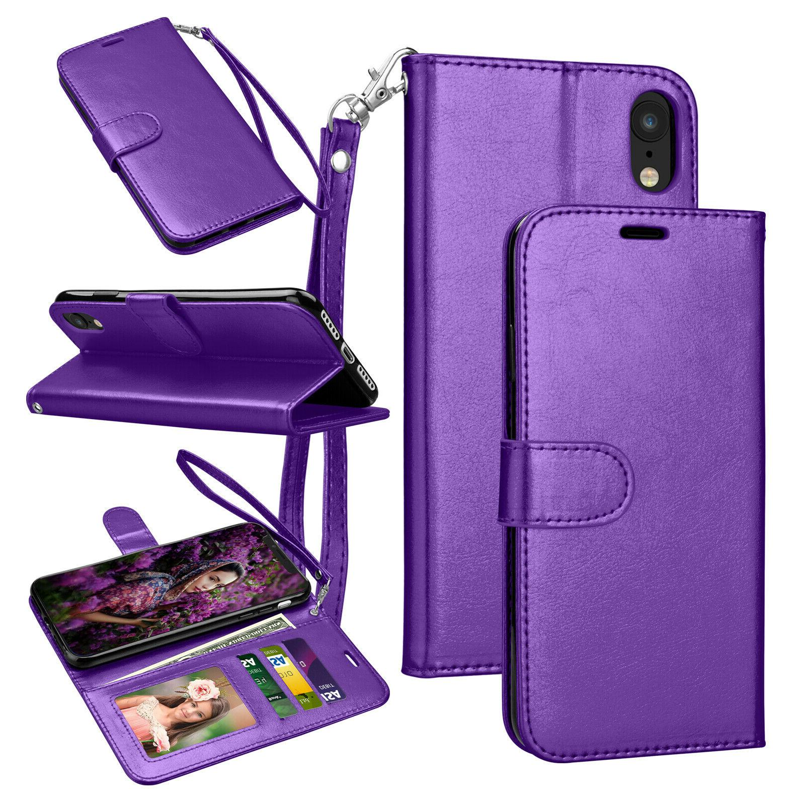 For iphone Max,6,6S,7,8 Plus Leather Card