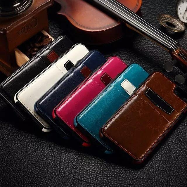 For XR XS Max S9 8 Card Holder Wallet Case