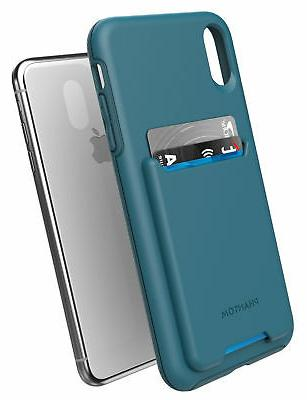 iPhone Wallet Credit Card ID Holder Protective Cover