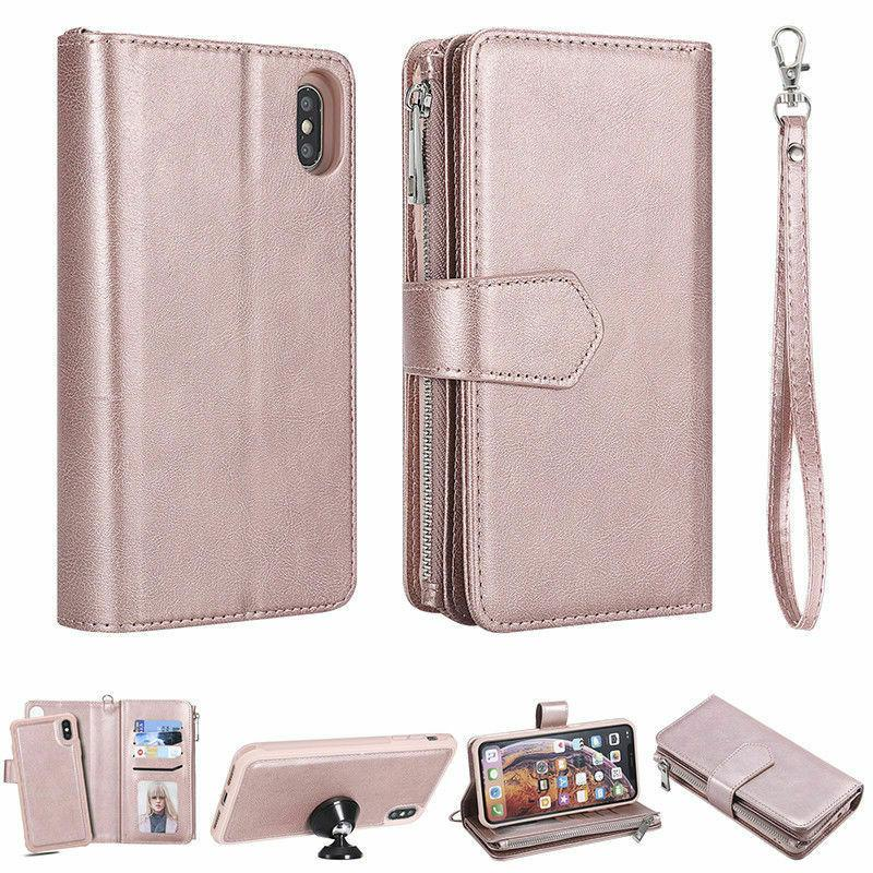 For iPhone Max XR 6 6s Purse