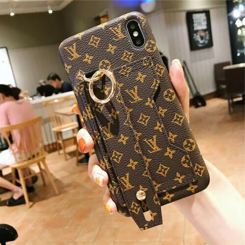 For iPhone Max XR X Wrist Case