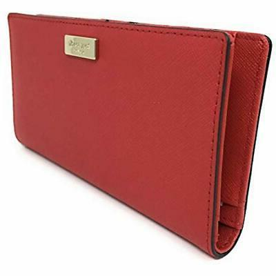 Kate Wallets & Organizers New Laurel Stacy