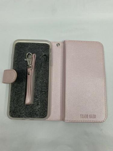 Leather Folio 7 Pink