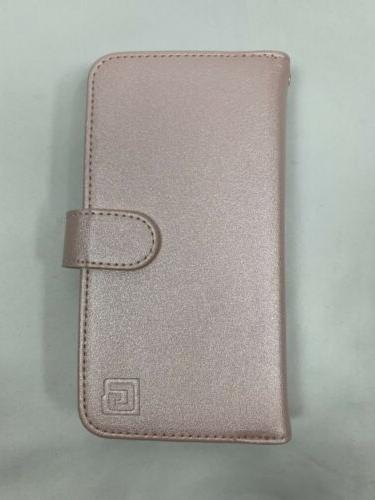 leather dual folio wallet case iphone 7