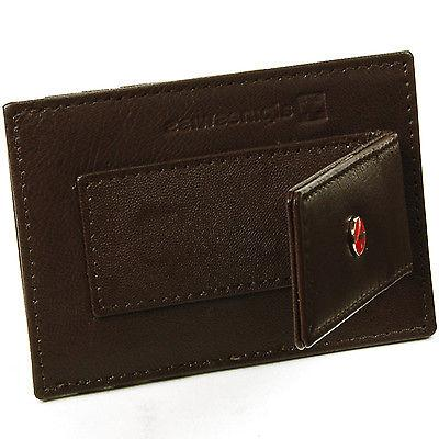 Alpine Men's Money Wallet Card Up to 15 Bill