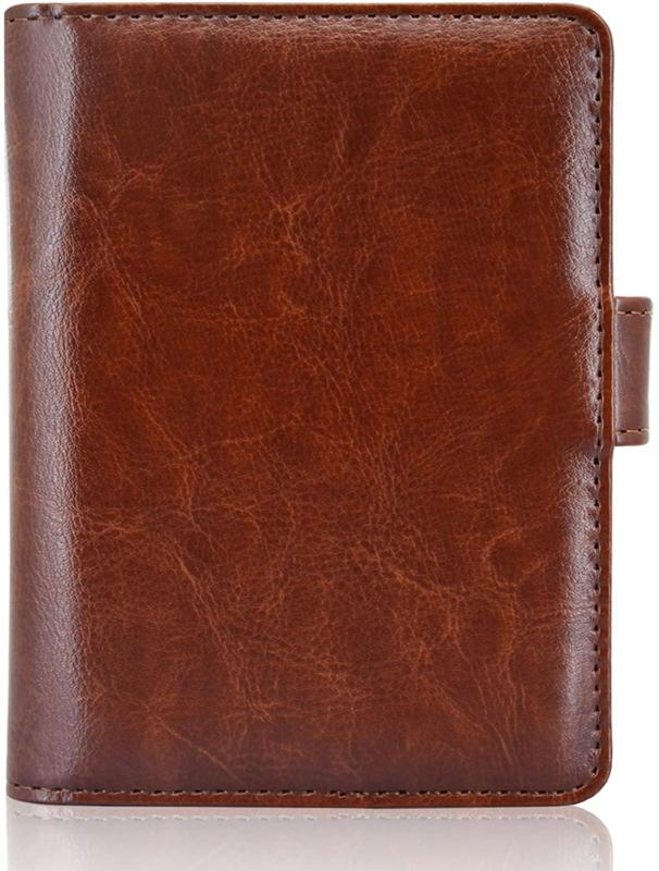 Acdream Leather Cover Case Travel