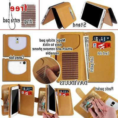 Leather Smart Case Various BLU