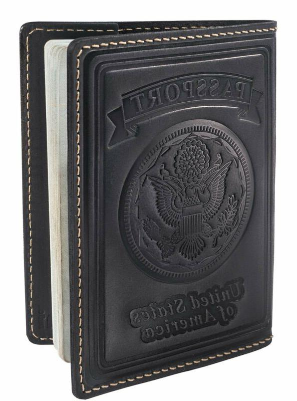 Leather US Cover Case Wallet Organizer For Women