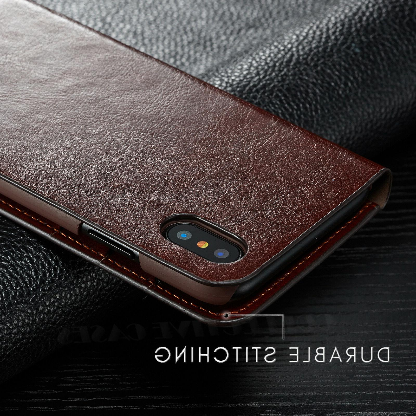 Leather Case iPhone Card Case For iPhone