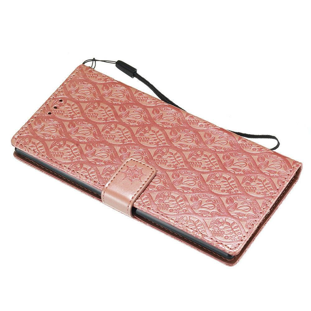 Leather Wallet For Samsung Galaxy 20 10 8 S20 S10 S9 Flip