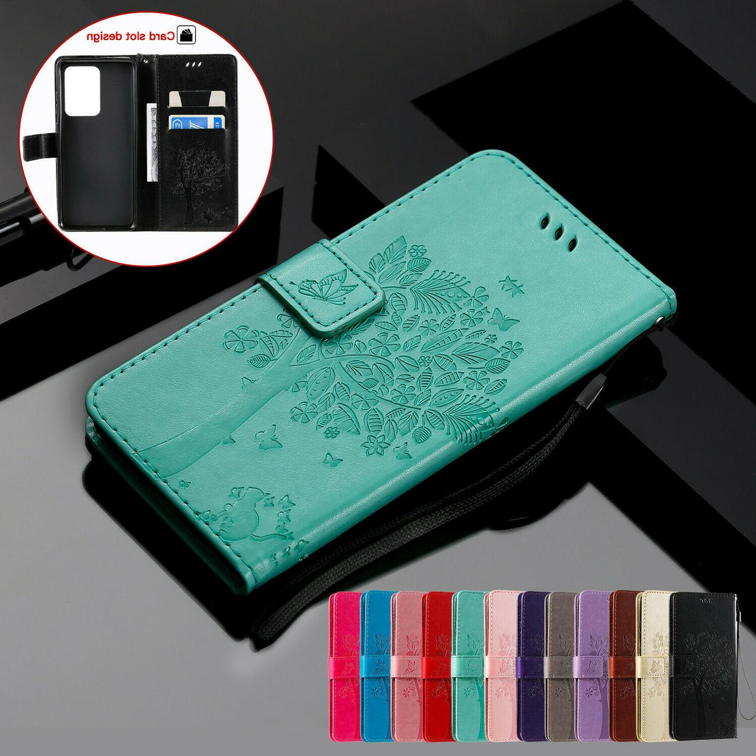 Leather Case Samsung Note 9 A71
