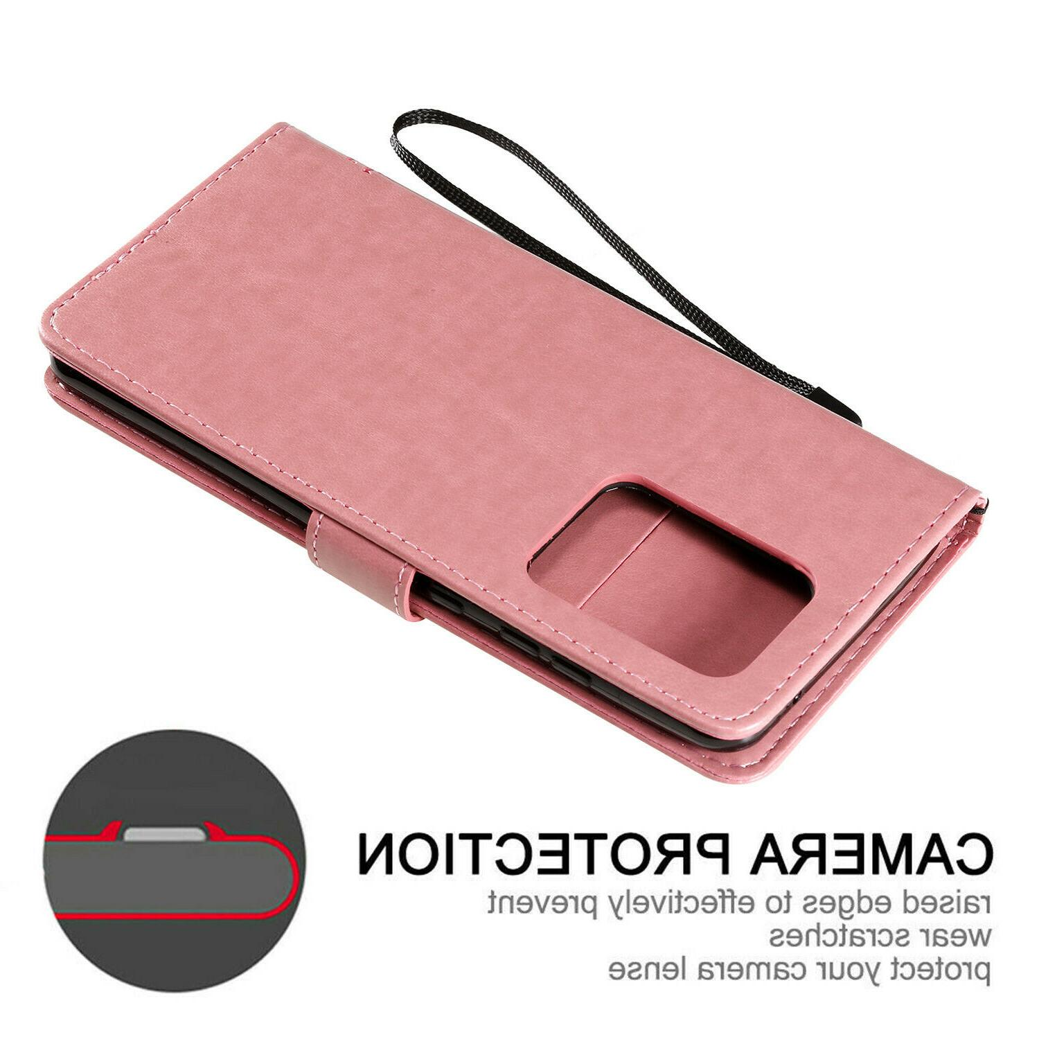 Leather Samsung Note S10 5G S10e A71