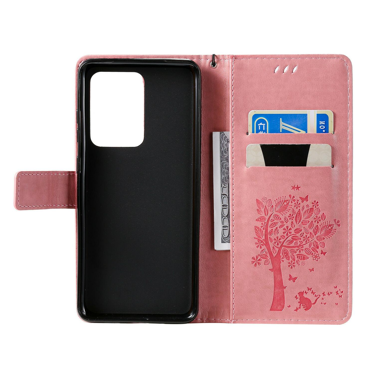 Leather Case For Note 9 S10 S10e A51 A71
