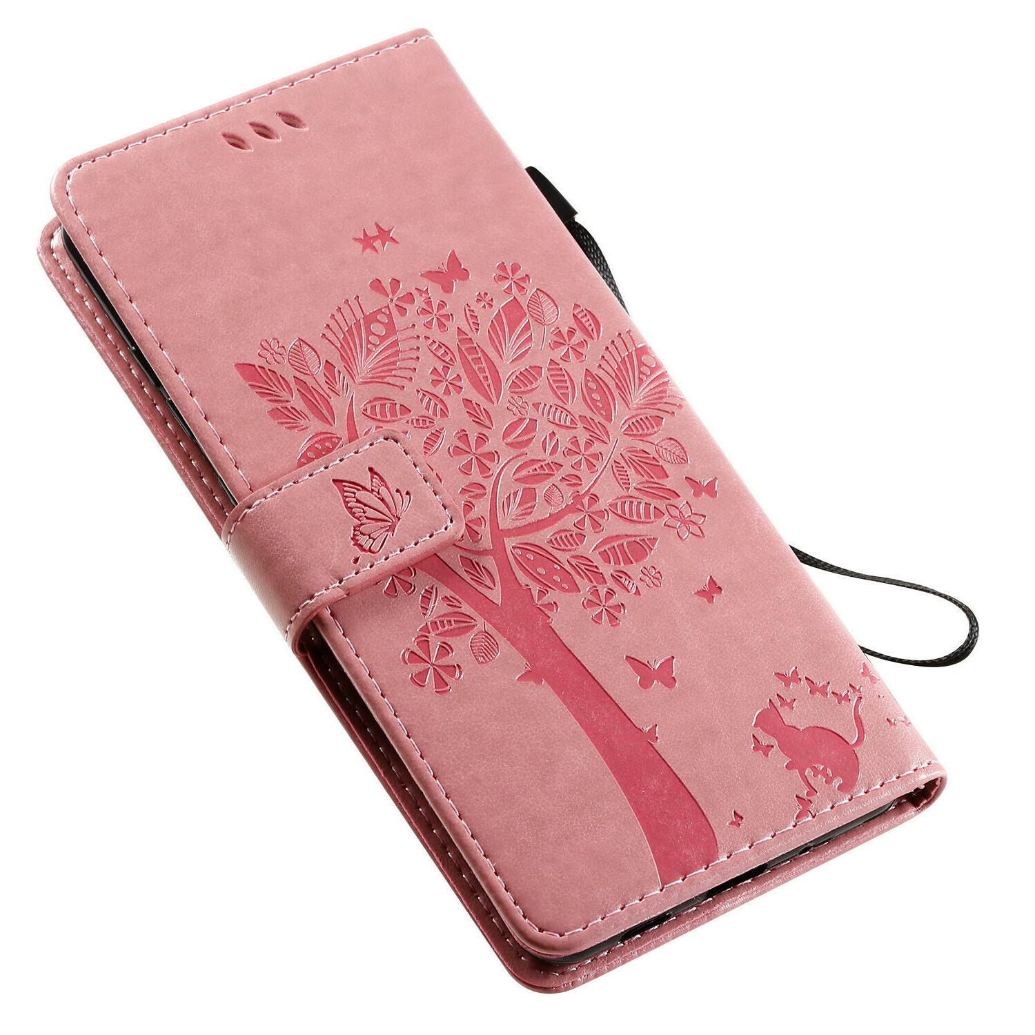 Leather Wallet Samsung S20 Note 8 S8S9 S10 5G S10e A51 A71