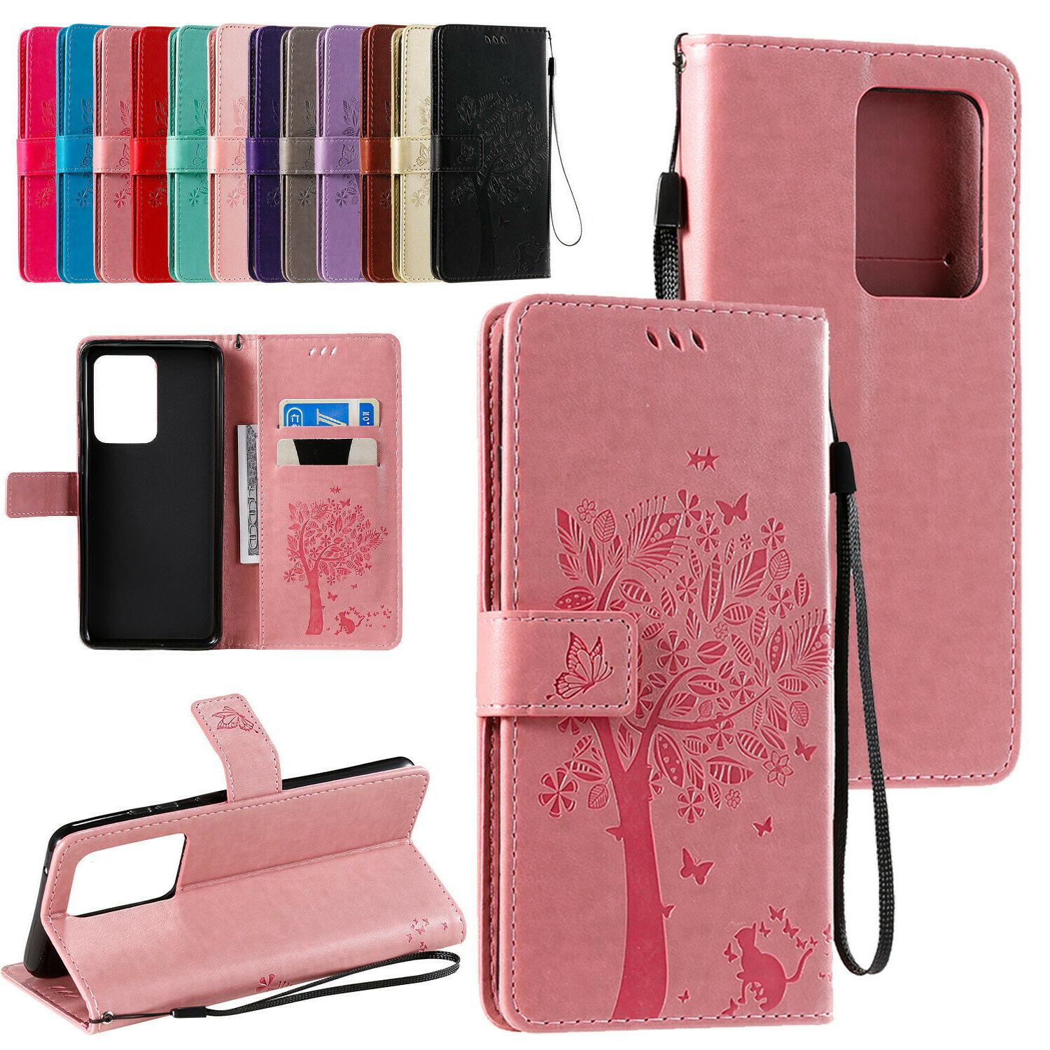 leather wallet case for samsung s20 plus