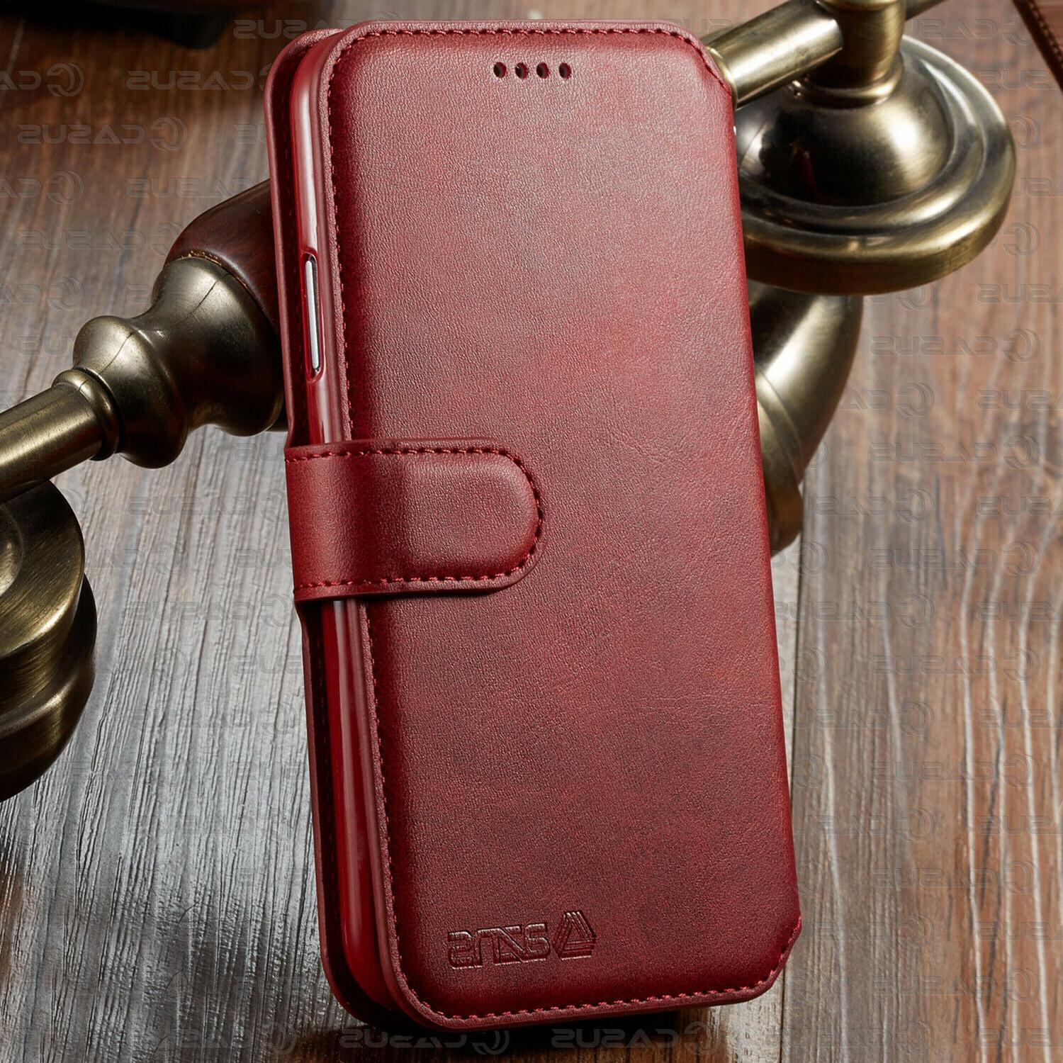 Leather Holder Cover iPhone 11 MAX XR