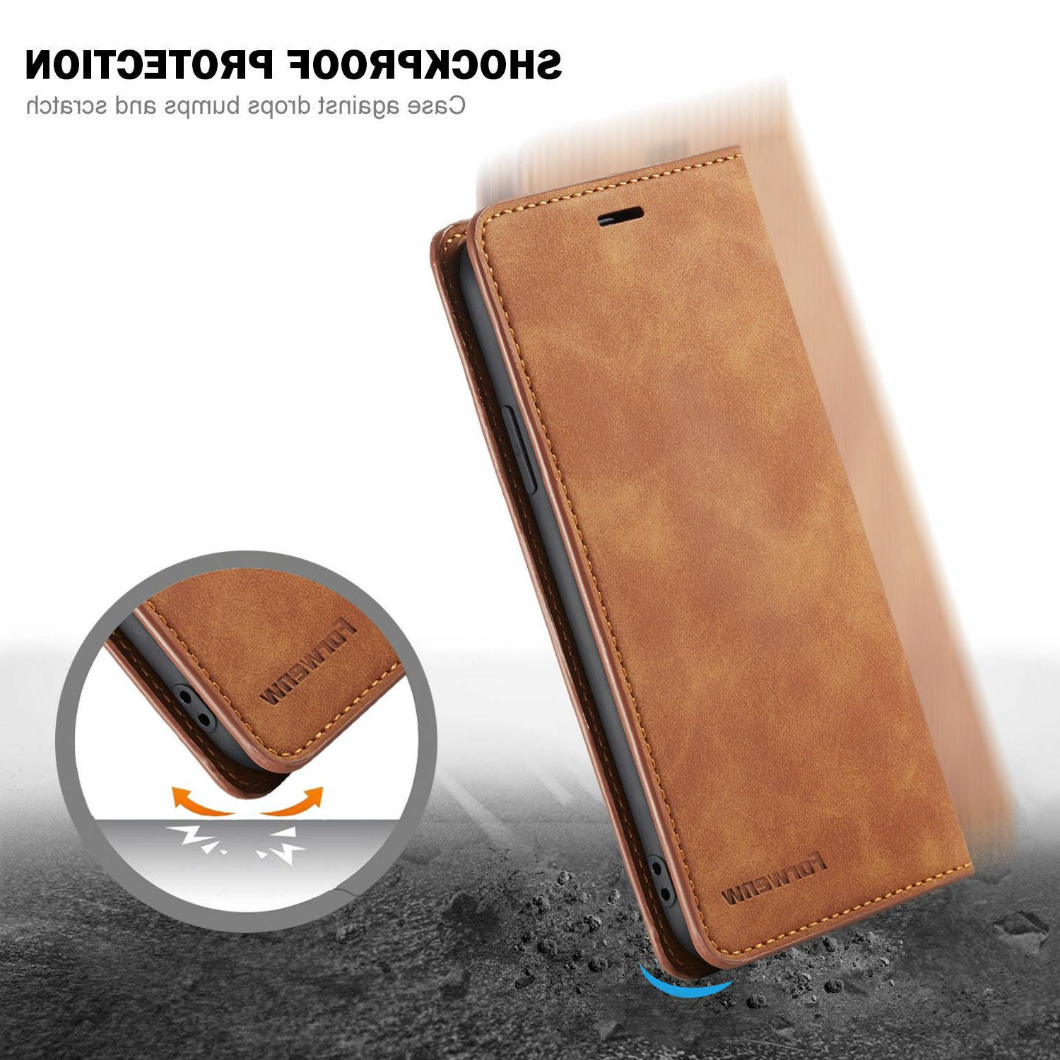 Leather Wallet Stand For 11