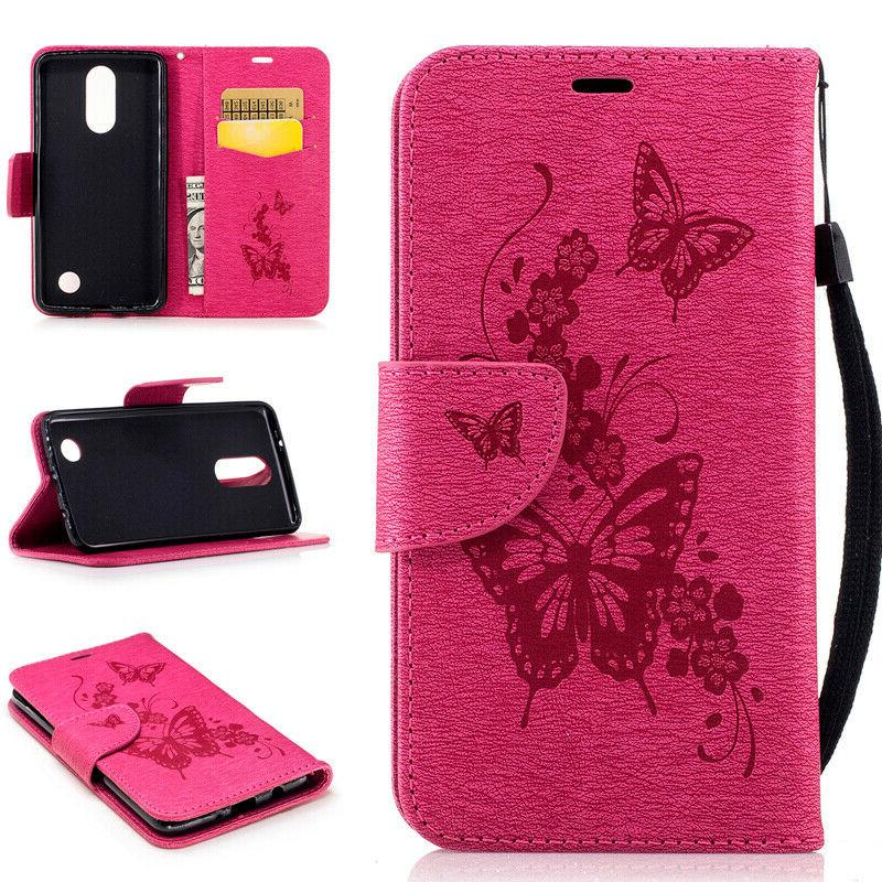 For LG 3/Phoenix Flip Wallet