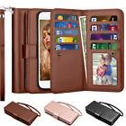For LG Aristo / LV3 / LG K8 2017 Phone Leather Wallet Card F