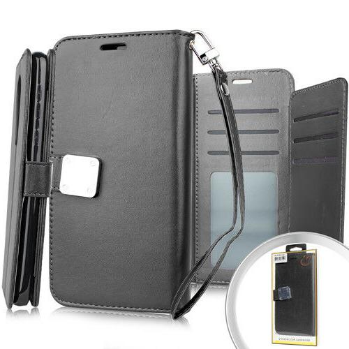 For Aristo - Book Style Wallet Protective Case Card