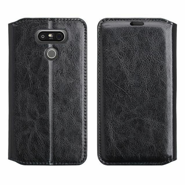 LG G6 Wallet Case PU Leather Flip Cover Magnetic Fold Pouch