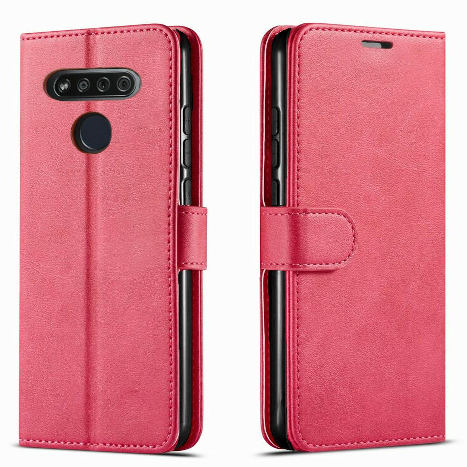For LG Case, Kickstand Cover Protector