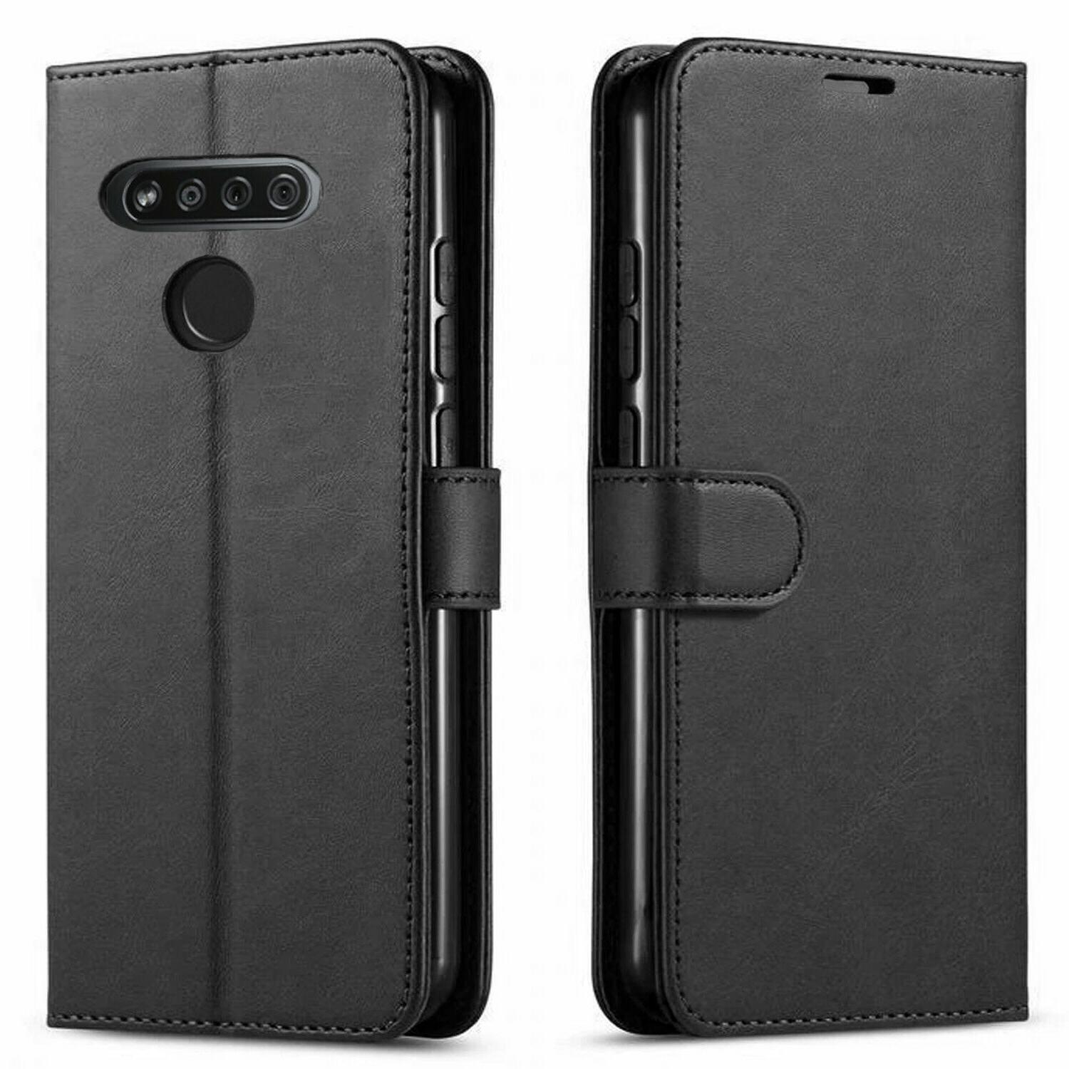 For Case, Pouch Kickstand Cover + Protector