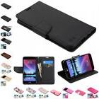 For LG Rebel 2 L58VL Wallet MyJacket Executive Pouch Case Sl