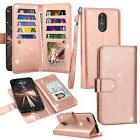 For LG Stylo 3 /LG Stylo 3 Plus / LS777 Bling Leather Wallet