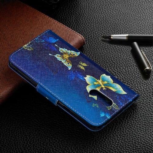 For 4 Magnetic Wallet Phone Case Cover Stand Card