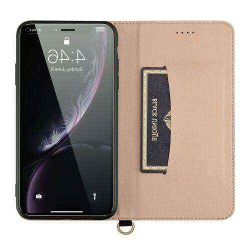 Luxury Genuine Leather Phone Cover For Max