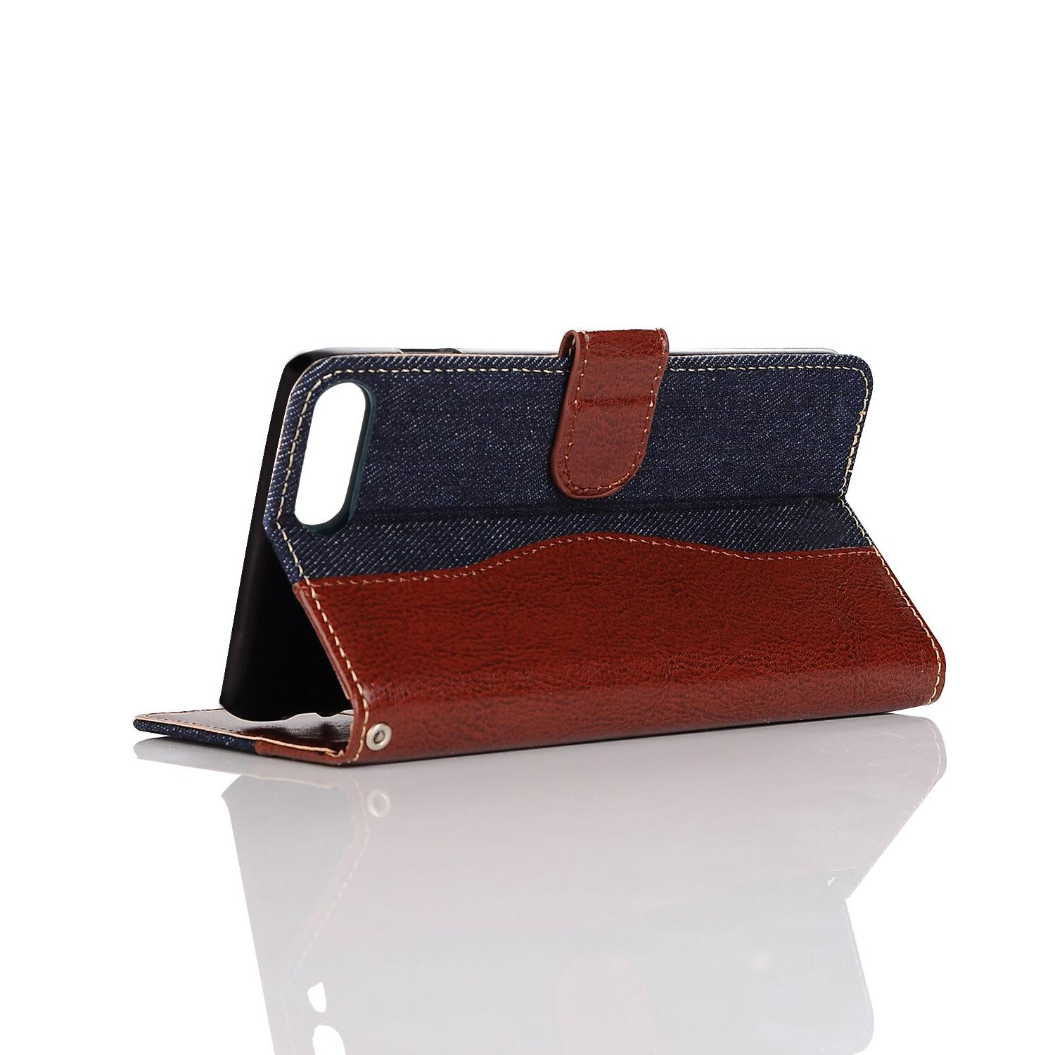 Luxury Leather Flip Cover for