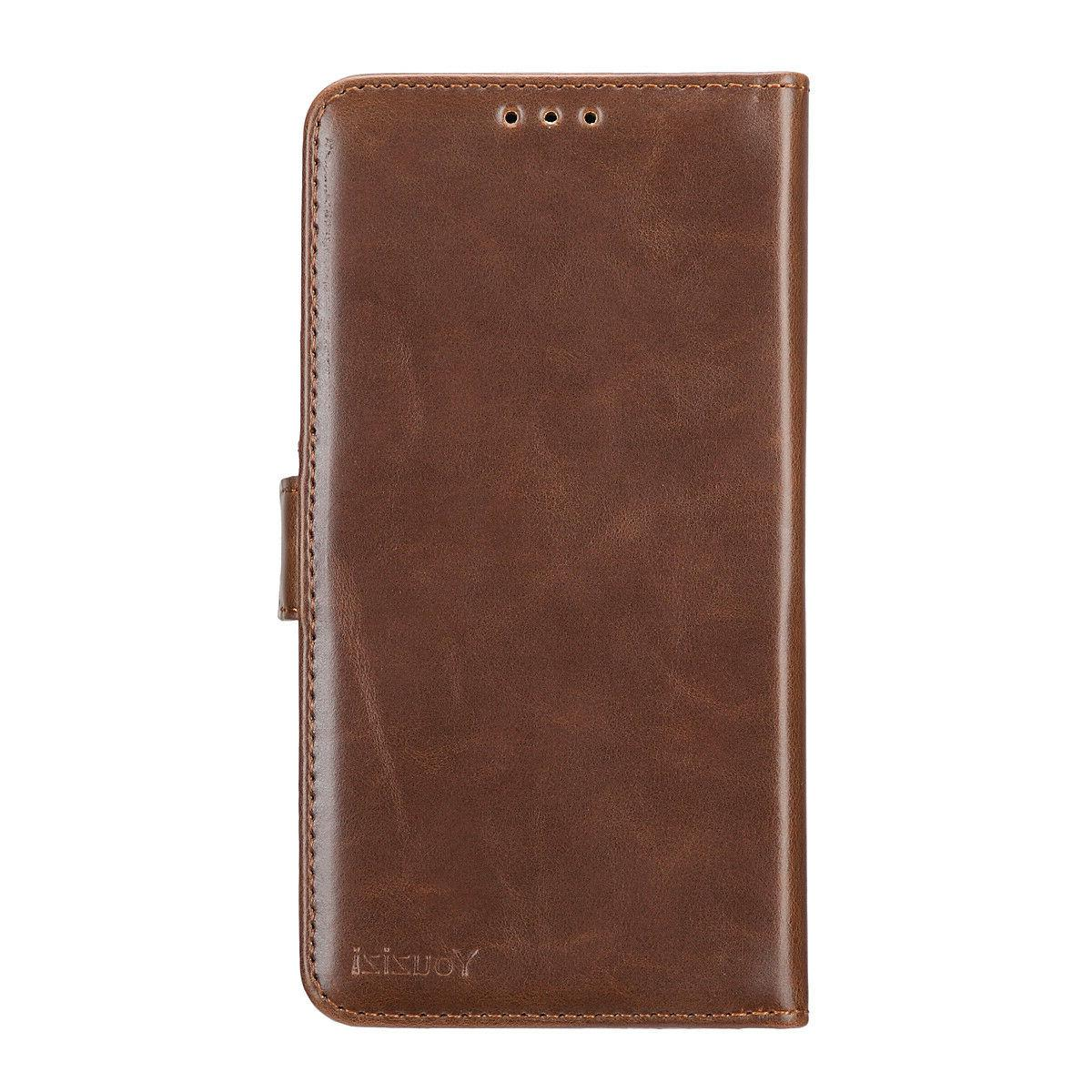 For Samsung 2017 Prime Leather Flip Cover
