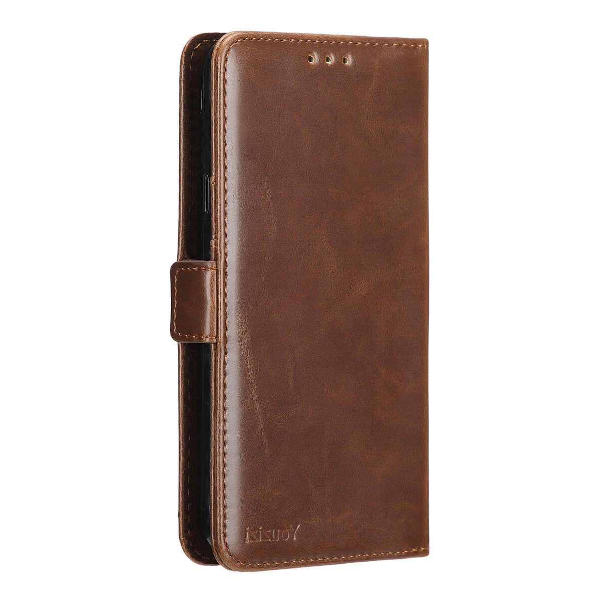 For Samsung GALAXY 2017 Prime Flip Wallet Cover
