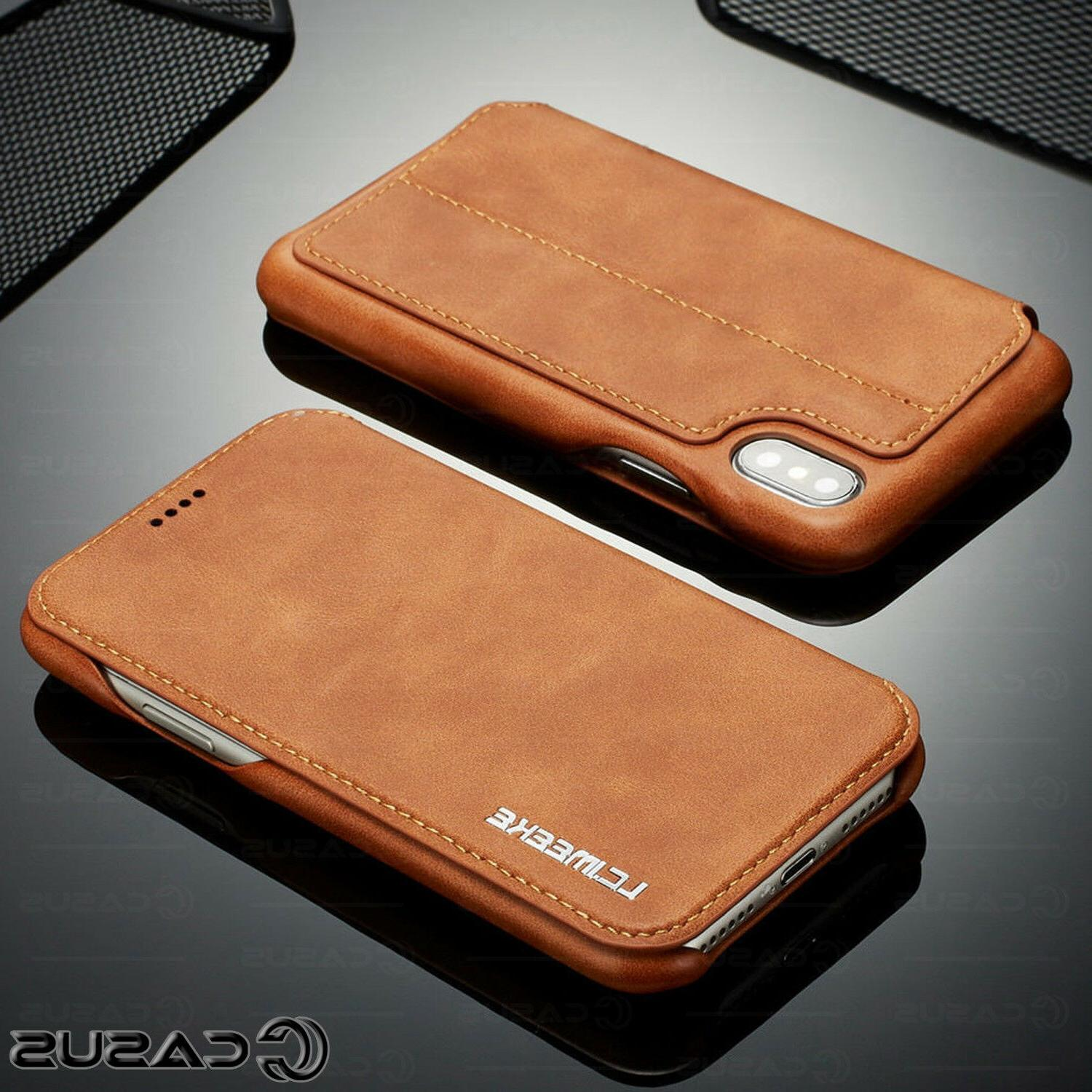 Luxury Leather Thin for iPhone