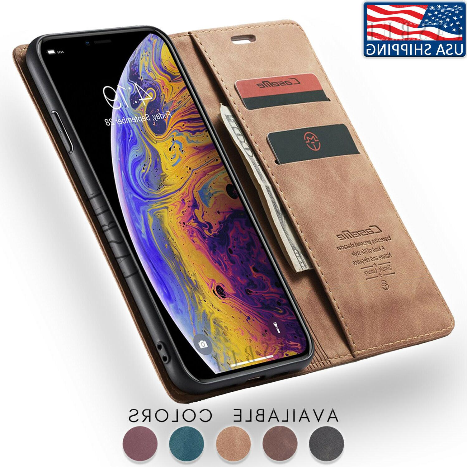 Magnetic Closure Case Phone For Max