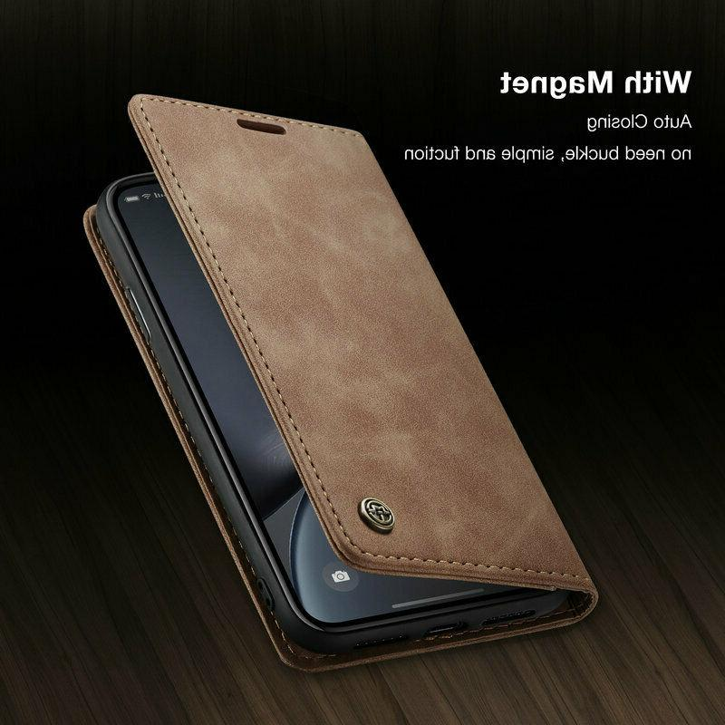 MAGNETIC Wallet Card iPhone MAX/8/7/6