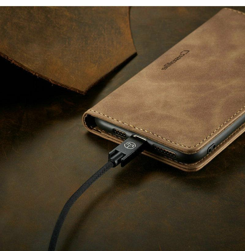 MAGNETIC Wallet Card Case For iPhone 11 MAX/8/7/6 Plus