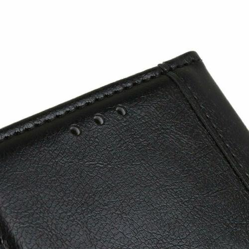 Magnetic Leather Samsung S10 Note