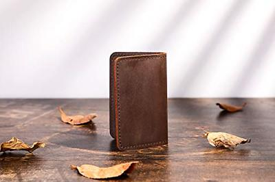 Men and Business Case Holder Brown
