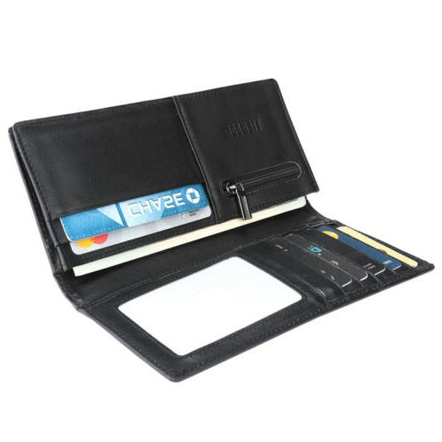 Men's Bifold Holder Clutch US