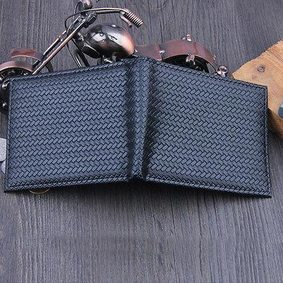 Men's Wallet ID Card Holder