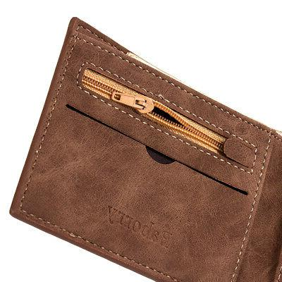 Coin Mens Vintage Wallets