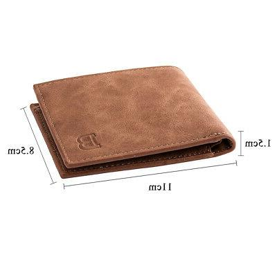 Men's Leather Coin Mens Wallets