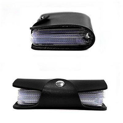 Men's PU Leather Business Credit 24
