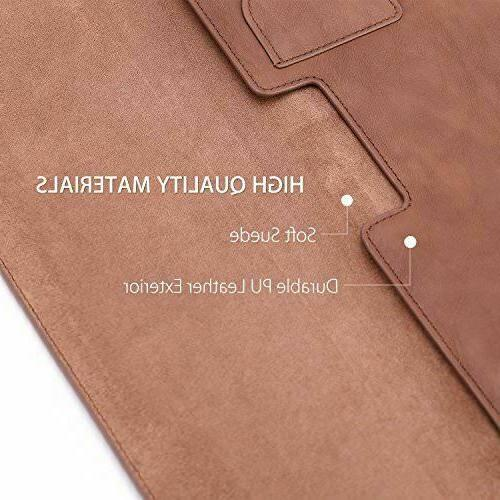 """13.5"""" Laptop Wallet Carrying Pouch"""