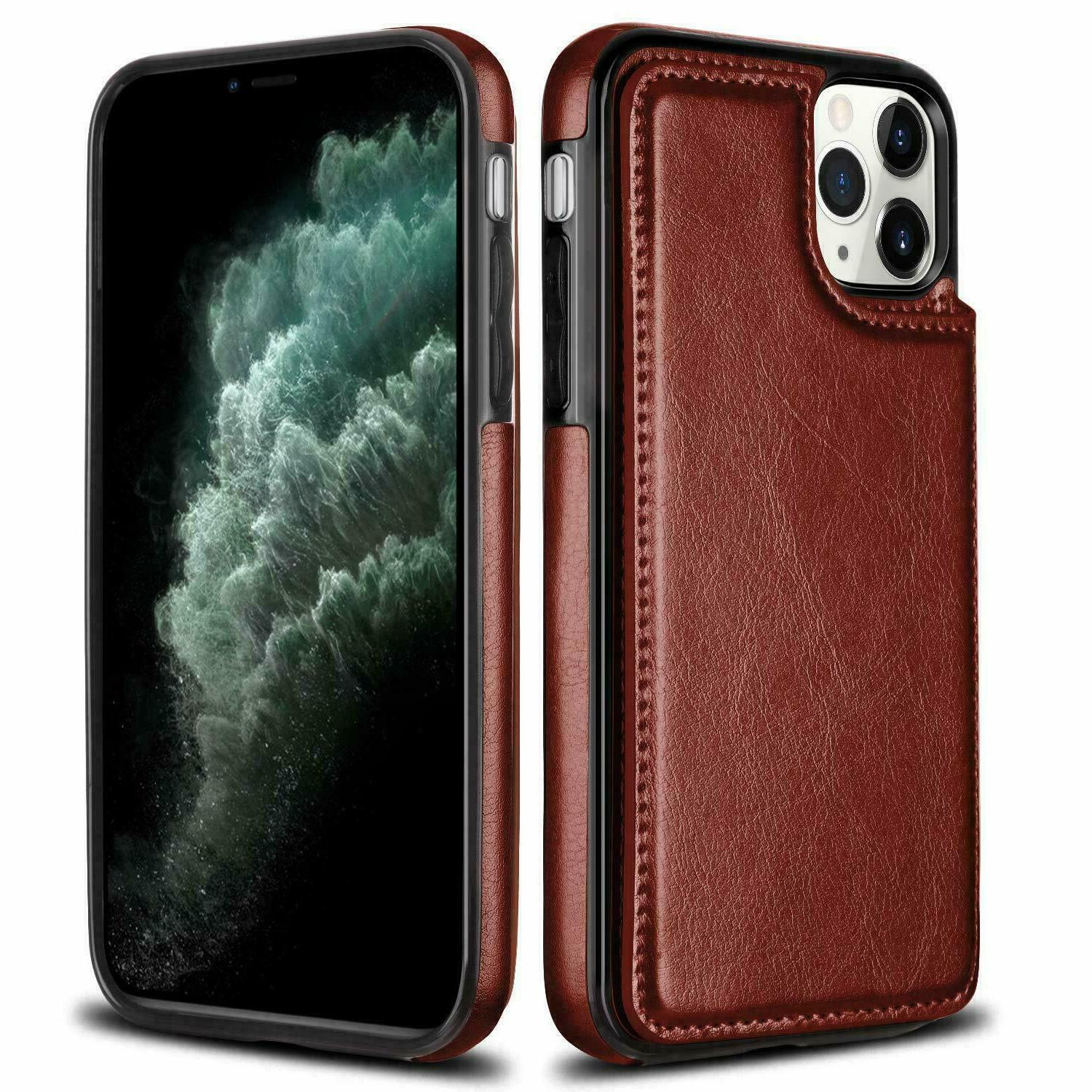 Pro / Cover Leather Magnetic Kickstand for