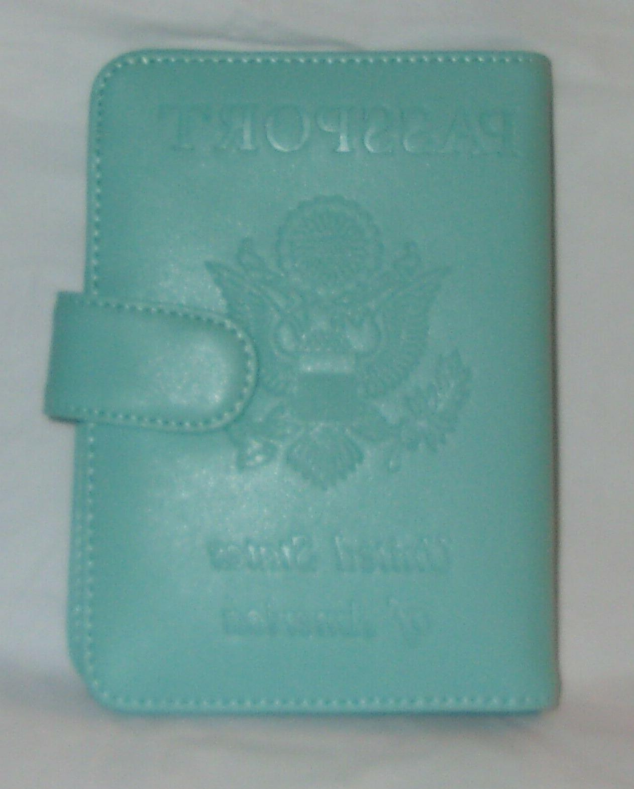 new passport wallet us holder cover card