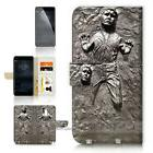 Wallet Flip Case Cover P40432 Starwars Han Solo